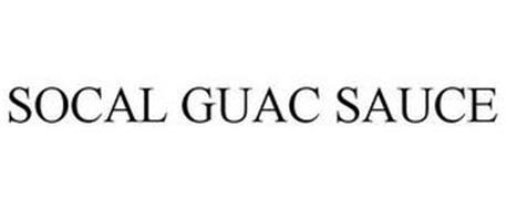 SOCAL GUAC SAUCE