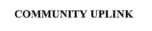 COMMUNITY UPLINK
