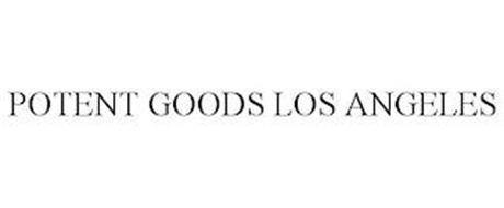 POTENT GOODS LOS ANGELES