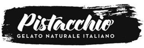 PISTACCHIO GELATO NATURALE ITALIANO