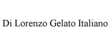 DI LORENZO GELATO ITALIANO