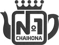 NO 1 CHAIHONA