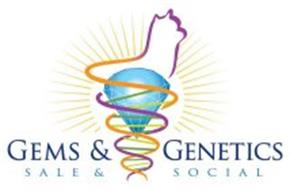 GEMS & GENETICS SALE & SOCIAL