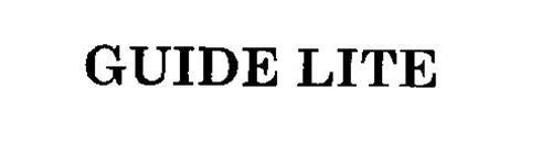 GUIDE LITE