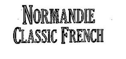NORMANDIE CLASSIC FRENCH