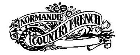 NORMANDIE COUNTRY FRENCH