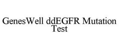 GENESWELL DDEGFR MUTATION TEST