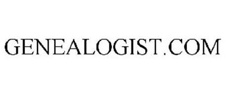 GENEALOGIST.COM