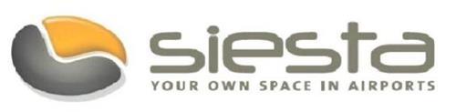 SIESTA YOUR OWN SPACE IN AIRPORTS