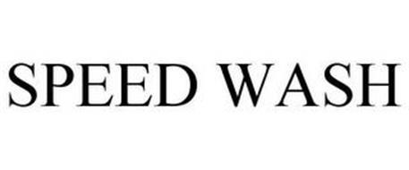 SPEED WASH