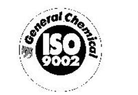 GENERAL CHEMICAL ISO 9002