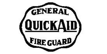 GENERAL QUICK AID FIRE GUARD