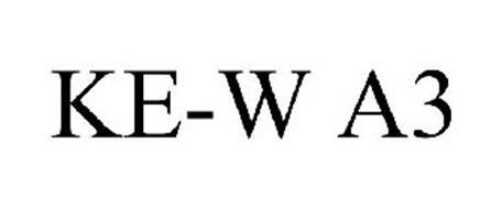 KE-W A3