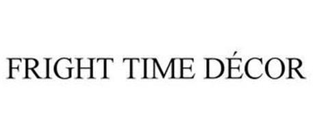 FRIGHT TIME DÉCOR