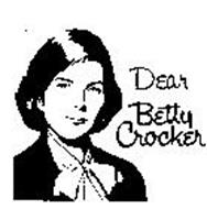 DEAR BETTY CROCKER