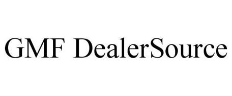 Gmf dealersource trademark of general motors financial General motors financial company inc