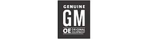 GENUINE GM OE ORIGINAL EQUIPMENT