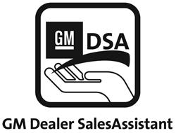 GM DSA GM DEALER SALESASSISTANT
