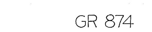 GR 874