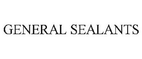 GENERAL SEALANTS