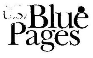 U.S.  BLUE PAGES