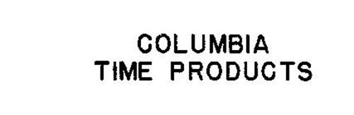COLUMBIA TIME PRODUCTS