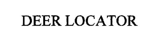 DEER LOCATOR