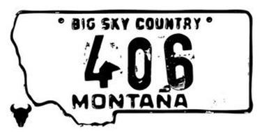 BIG SKY COUNTRY 406 MONTANA