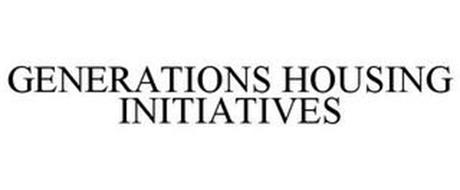 GENERATIONS HOUSING INITIATIVES