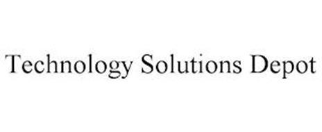TECHNOLOGY SOLUTIONS DEPOT