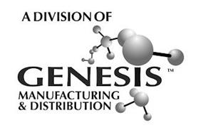 A DIVISION OF GENESIS MANUFACTURING & DISTRIBUTION
