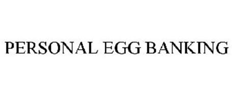 PERSONAL EGG BANKING