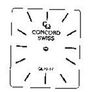 GQ CONCORD SWISS