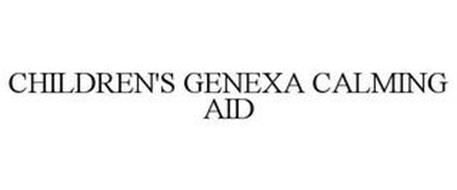 CHILDREN'S GENEXA CALMING AID