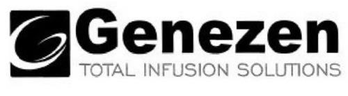 G GENEZEN TOTAL INFUSION SOLUTIONS