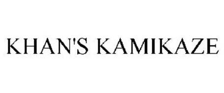 KHAN'S KAMIKAZE