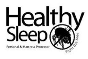 HEALTHY SLEEP PERSONAL & MATTRESS PROTECTOR FIGHT THE MITE