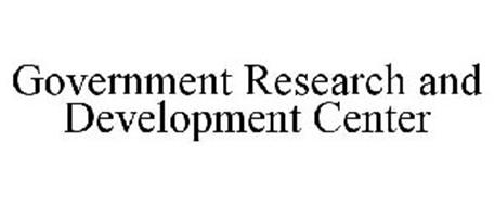 GOVERNMENT RESEARCH AND DEVELOPMENT CENTER