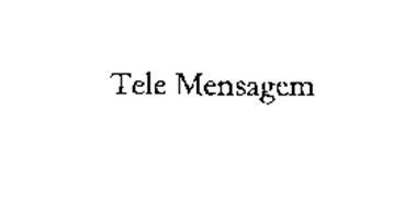 TELE MENSAGEM