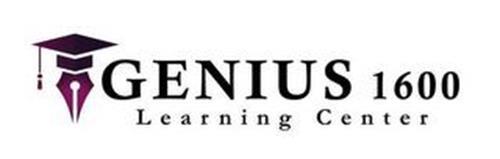 GENIUS 1600 LEARNING CENTER