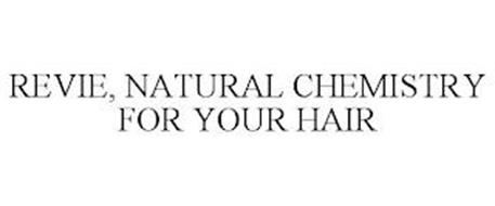 REVIE, NATURAL CHEMISTRY FOR YOUR HAIR