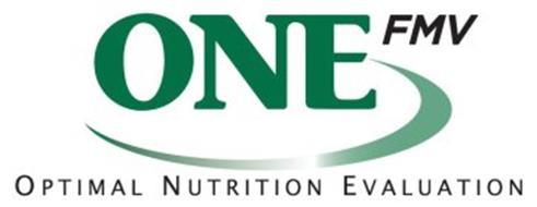 ONE FMV OPTIMAL NUTRITION EVALUATION