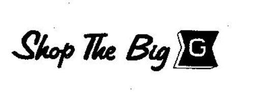 SHOP THE BIG G
