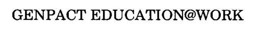 GENPACT EDUCATION@WORK