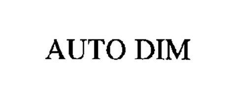 AUTO DIM