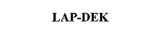 LAP-DEK
