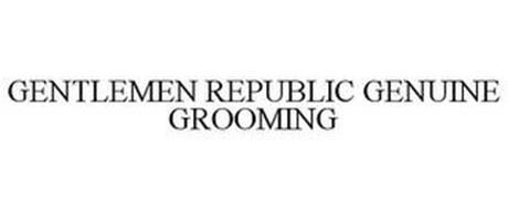 GENTLEMEN REPUBLIC GENUINE GROOMING