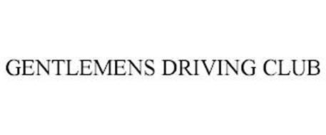 GENTLEMENS DRIVING CLUB