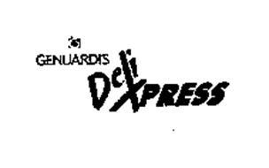 G GENUARDI'S DELIXPRESS