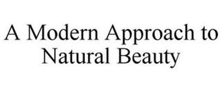 A MODERN APPROACH TO NATURAL BEAUTY